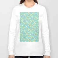 fairytale Long Sleeve T-shirts featuring Fairytale by Livia Rett