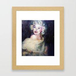 SexyDove Framed Art Print