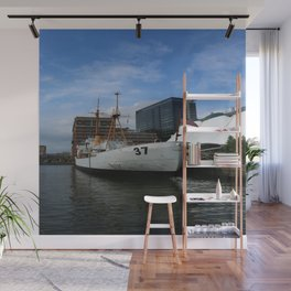 Taney- United States Coast Guard 35 Wall Mural