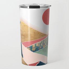Spring Dusk Travel Mug