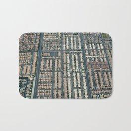 ARCH ABSTRACT 17: Urban sprawl #1, Las Vegas Bath Mat