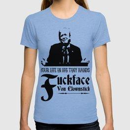 Donald Trump Fuckface Von Clownstick T-shirt