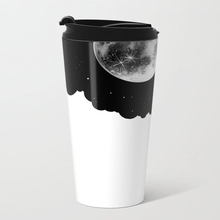 3 Minute Galaxy Metal Travel Mug