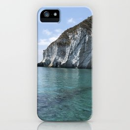 Ponza's Island iPhone Case