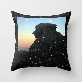 Star Elder Throw Pillow
