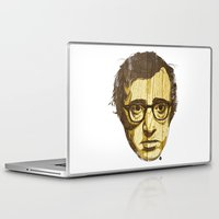 woody Laptop & iPad Skins featuring Woody by Ross Zietz