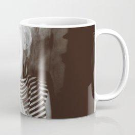 Monroe Black and White Portrait Coffee Mug