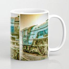 Tornado in blue bywhacky Coffee Mug