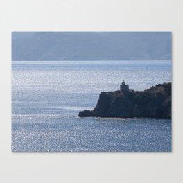 Greece Peace Canvas Print