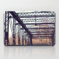 bridge iPad Cases featuring Bridge by myhideaway