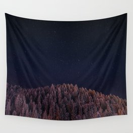 Seize The Night Wall Tapestry
