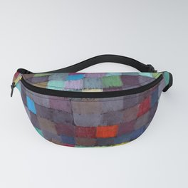 Paul Klee May Picture Fanny Pack