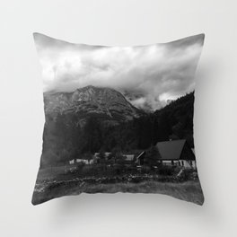 Erie House Throw Pillow