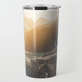 Is this real landscape photography Travel Mug