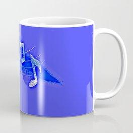 Blue Notes Coffee Mug
