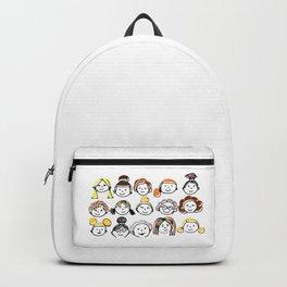 Sister hood - women internacional day Backpack
