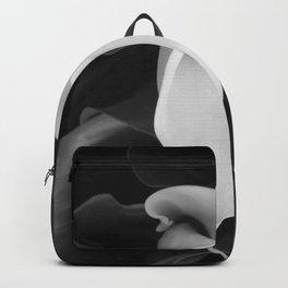 Calla Lily Bud Unfurling Backpack