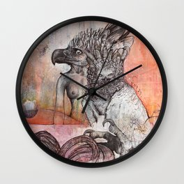The Coalition Wall Clock