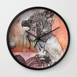 The Coalition Wall Clock