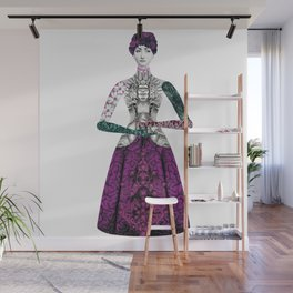 Portrait of a lady: Berenice Wall Mural