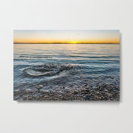 Multi-Splash Metal Print