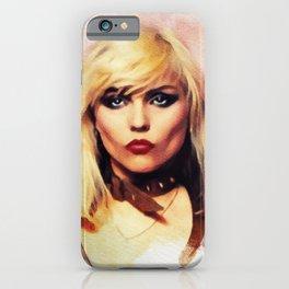 Debbie Harry, Music Legend iPhone Case