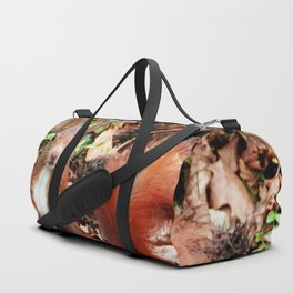 Do you have nuts for me? Duffle Bag