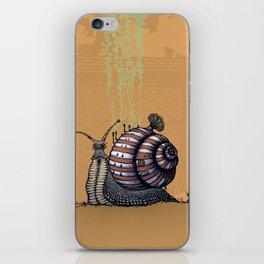 Snail level 2 iPhone Skin