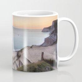 Winding Way to Durdle Door Coffee Mug