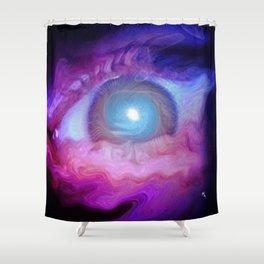 Evaporate Shower Curtain