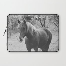 Horse III _ Photography Laptop Sleeve