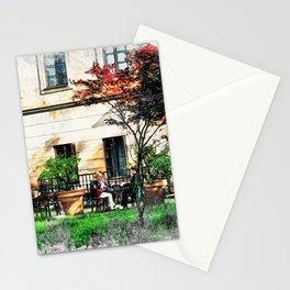 Cracow art 9 Kazimierz #cracow #krakow #city Stationery Cards
