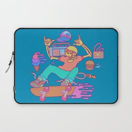 Skull Skater Laptop Sleeve