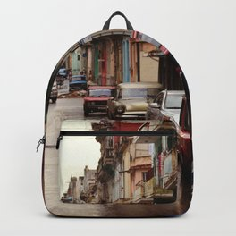 City of charm Backpack
