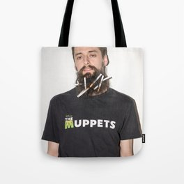 The Muppets Tote Bag