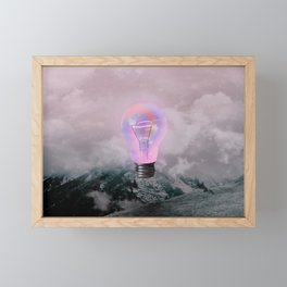 Inspired Framed Mini Art Print