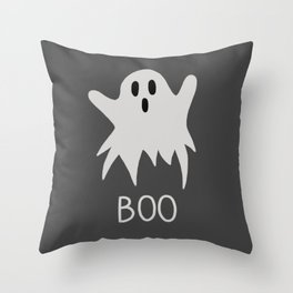 Are you scared ? #6 Throw Pillow