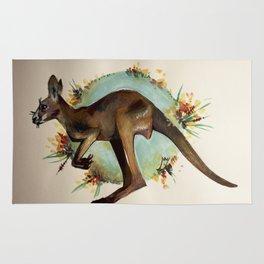 Kangaroo Rug