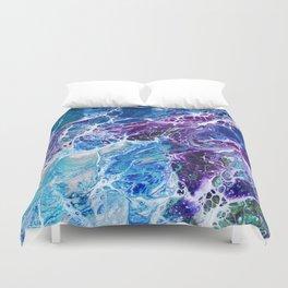 Iridescent Mermaid Duvet Cover