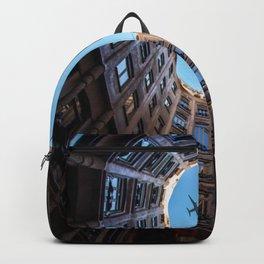 Casa Mila Barcelona Backpack