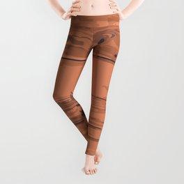 Floorboards Leggings