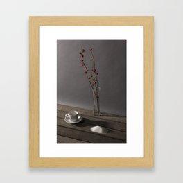 Sugar Still II Framed Art Print