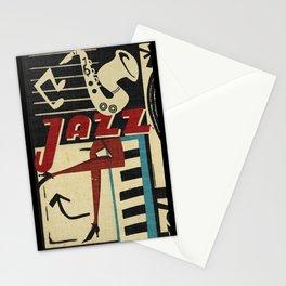 Jazzz Stationery Cards