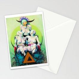 Solve et Coagula Stationery Cards