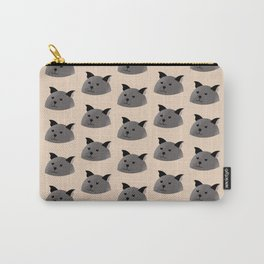 Cats Head Carry-All Pouch