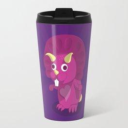 The Dino-zoo: Rabbit-saurus Travel Mug