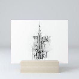 Metro Mini Art Print