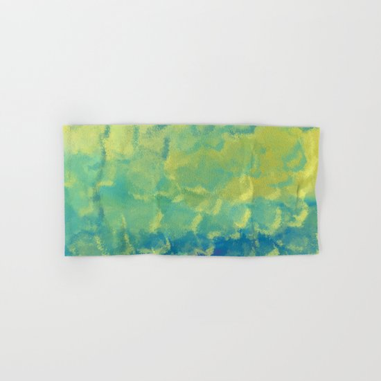 Watercolor Splash #1 #art #society6 Hand & Bath Towel