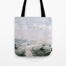Trimble Glacier Tote Bag