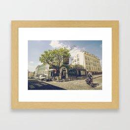 montmartre Framed Art Print